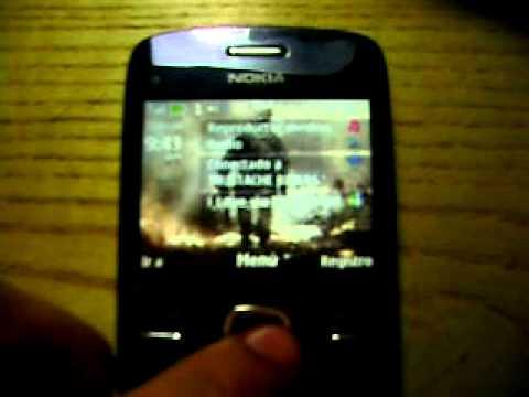 NOKIA C3 Configura la conexión WiFi en tu Nokia C3
