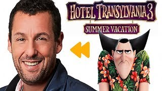 """Hotel Transylvania 3: A Summer Vacation"" Voice Actors and Characters [QUICKIE]"