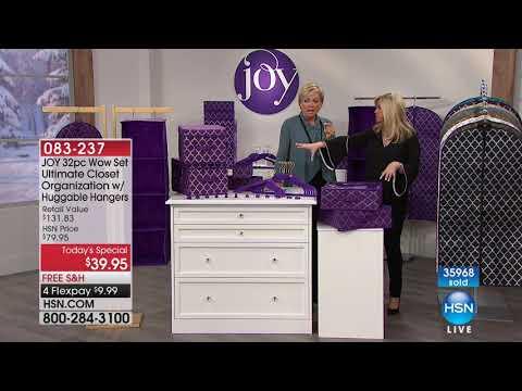 HSN | Joyful Discoveries with Joy Mangano 01.27.2018 - 04 PM