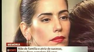 Gloria Pires completa 50 anos Jornal Globonews