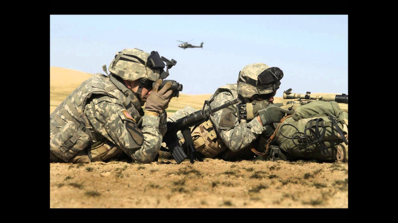 U.S. Military Tribute-...M Day Army