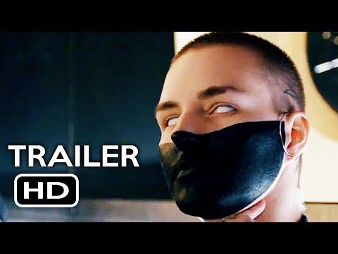 Mute Official Trailer #1 (2018) Paul Rudd, Alexander Skarsgård Netflix Sci-Fi Movie HD