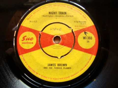 James Brown and the Famous Flames....Night Train.