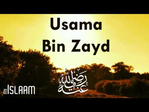 Usama Bin Zayd (رضي الله عنه) - by Moulana Mahmood Hasan