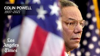 Colin Powell dies of COVID-19 complications at 84