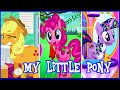 MLP Feet Doctor Messy Cleaning & Makeover Games