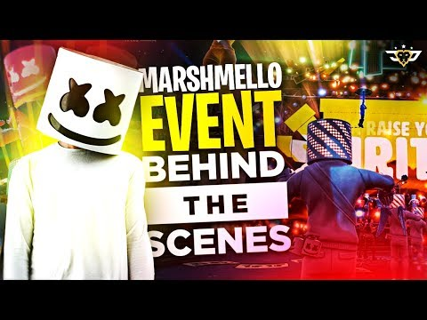 MARSHMELLO REVEALS BEHIND THE SCENES FROM HIS FORTNITE EVENT! (Fortnite: Battle Royale) Mp3