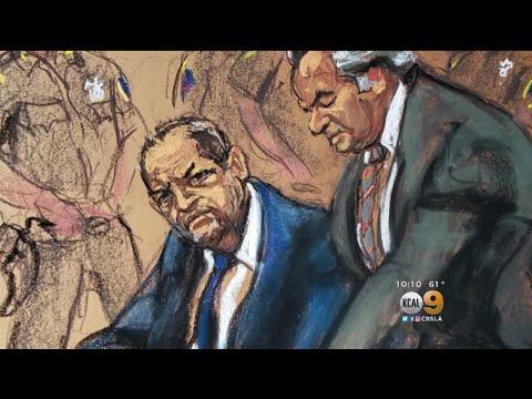 New York Judge Dismisses 1 Of 6 Counts Against Harvey Weinstein