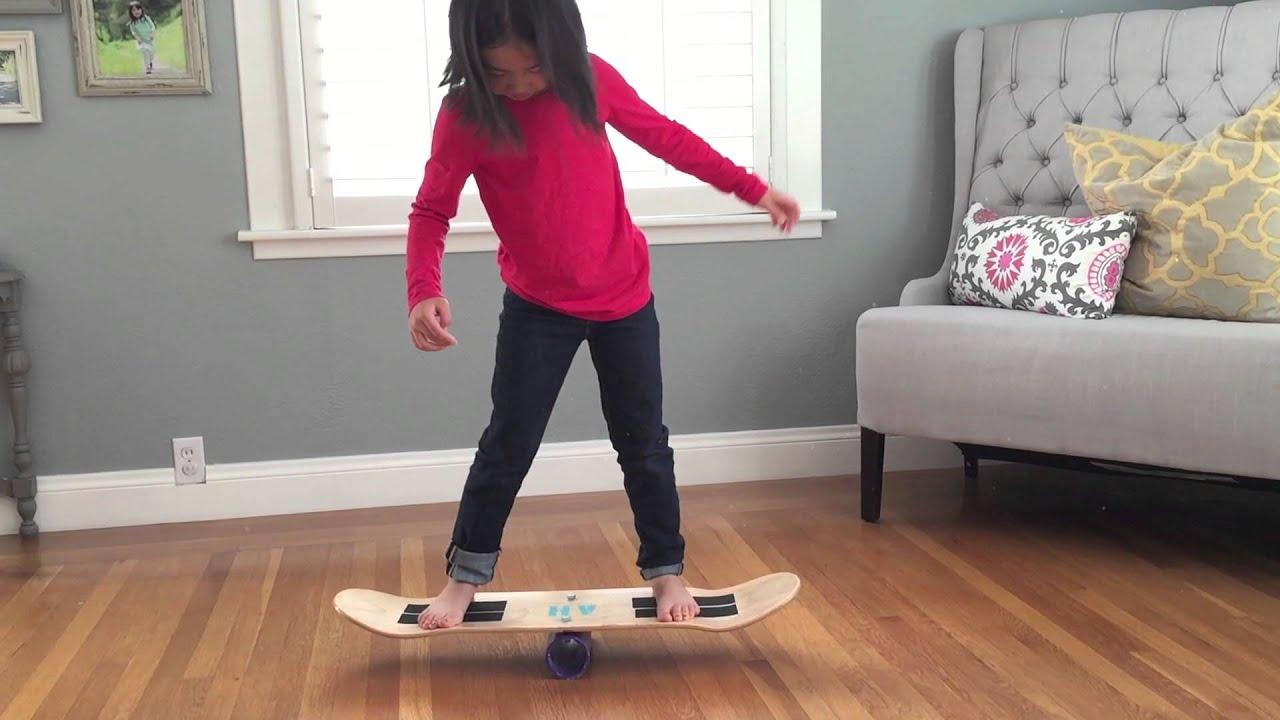 Diy Skate Balance Board