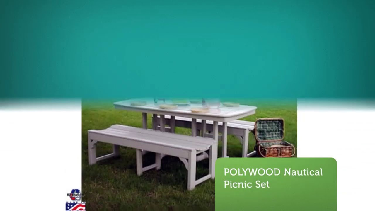 Buy Polywood Dining Tables Picnic Tables At Polywood Furniture