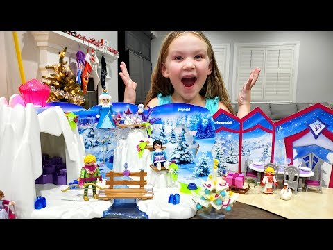 Magic Playset Pretend Play! Quest For The Magic Diamond!!! Playmobil Magic
