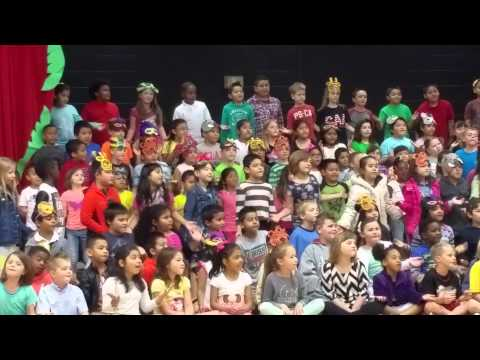 Centennial Arts Academy spring musical(1)