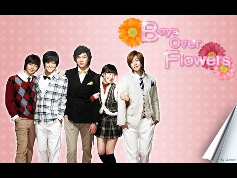 Boys Over Flowers Official Sinhala Theme Song HD Full Version ( Re Sihinayak Wage)