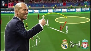 Video Real Madrid 3-1 Liverpool / Tactical Analysis / Champions League Final 2018 download MP3, 3GP, MP4, WEBM, AVI, FLV Agustus 2018