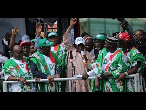 Saraki & Atiku Full Speech at Sen. Adeleke PDP Mega rally in Osogbo, Osun That Got People Taking thumbnail