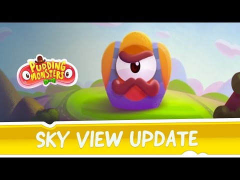 Pudding Monsters Ekran Görüntüsü
