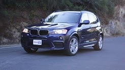 BMW X3 Model Review | Edmunds.com