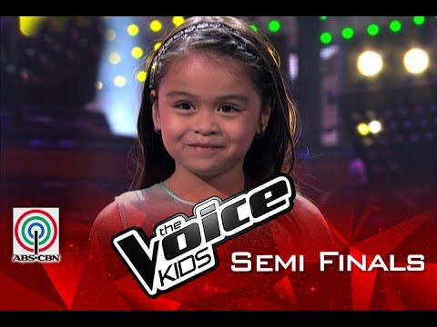 "The Voice Kids Philippines 2015 Semi Finals Performance: ""Salamat Salamat Musika"" by Esang"
