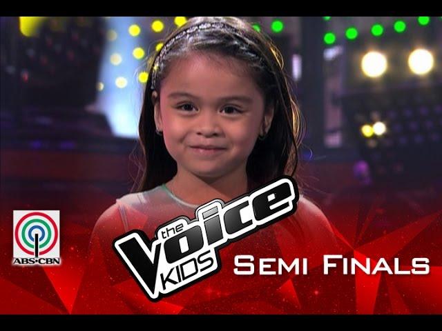 "The Voice Kids Philippines 2015 Semi Finals Performance: ""Salamat Salamat Musika"" by Esang"