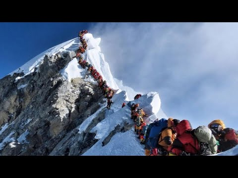 The Morning Madhouse - How Many Risk Their Lives to Climb Mount Everest