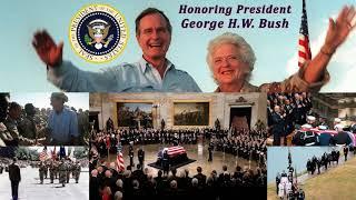 Honoring President George H.W. Bush