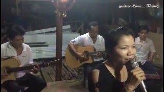 Hắt Hiu Tình Buồn * guitar : Lâm _ Thông * ca lẻ Cẩm Vân