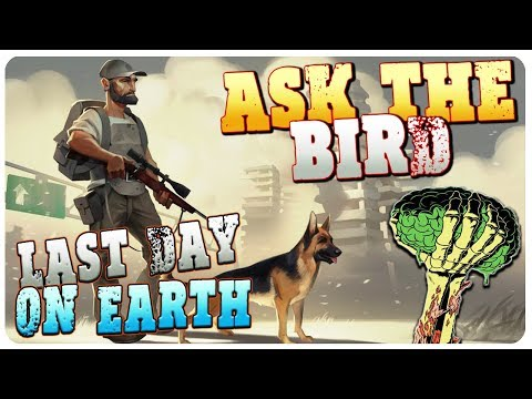 First Ever ASK THE BIRD: Get Your Q Featured Next Vid! | Last Day On Earth Survival