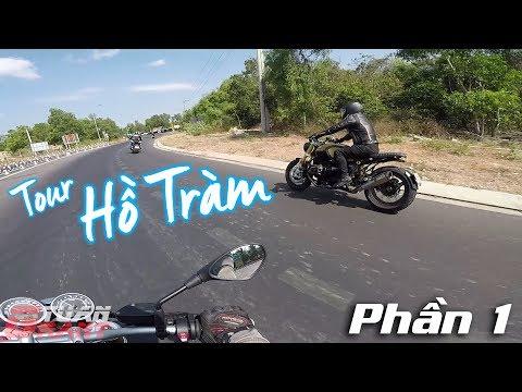 BMW RnineT - Tour Hồ Tràm (Phần 1) #GrantTuan