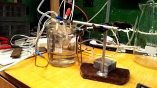 Высоковольтное оксидирование алюминия(Высоковольтное оксидирование алюминия на постоянном токе для получения пленок толщиной 50-80 мкм., характери..., 2014-02-04T20:27:49.000Z)