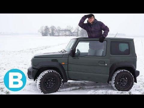 Getest: deze koddige terreinwagen is net een grote speelgoedauto