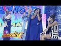 Download Lagu It's Showtime Miss Q & A: Nadine laughs out loud.mp3