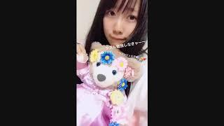 201711 AKB48 チーム8 服部有菜 インスタストーリーまとめ @yuna__0330.48.