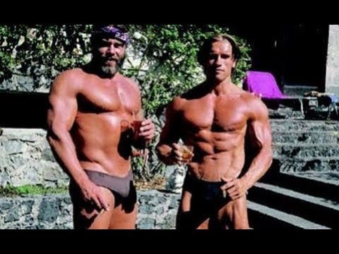 Arnold's Stunt Double