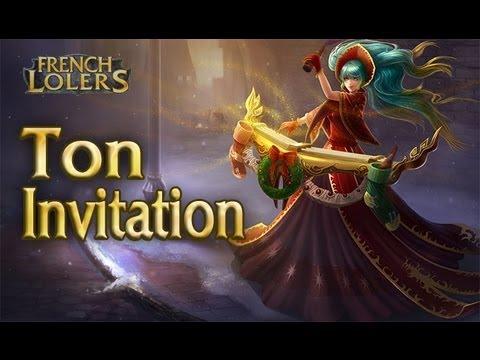 Lol parody song sona ton invitation youtube lol parody song sona ton invitation stopboris Choice Image