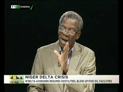JOURNALIST HANGOUT  |NIGER DELTA CRISIS