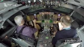 Repeat youtube video Can a pilot of Airbus A320 land the Boeing B737 type aircraft?