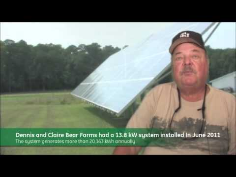 Client Testimonial: Claire Bear Farms in Snow Hill, MD - 13.8 kW Ground Mount