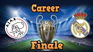 De Champions league Finale - Fifa 19 career