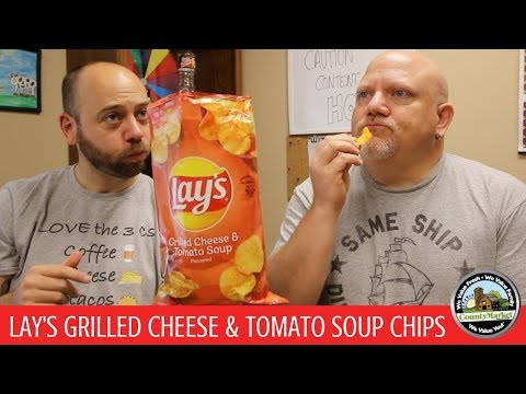 Jonny Hartwell - LAYS POTATO CHIPS: Launching Grilled Cheese And Tomato Soup-Flavored Chips