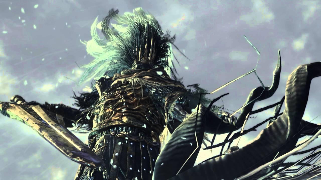 Dark Souls III《黑暗靈魂3》BOSS戰 無名王者 法師無傷 - YouTube