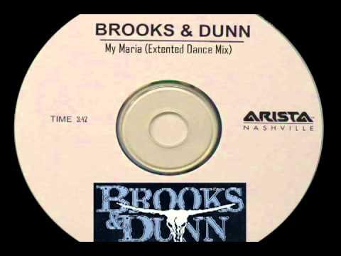 Rare - Brooks & Dunn My Maria Extended Dance mix