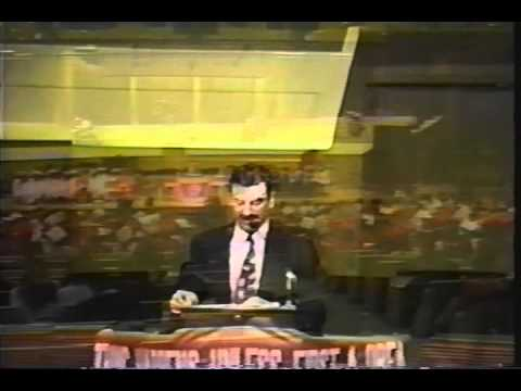 Jamestown High School 1992 Graduation.avi