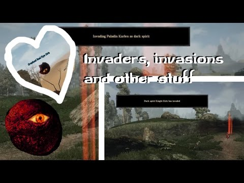 [GOTHIC 3] Souls-like invaders, invasions and more