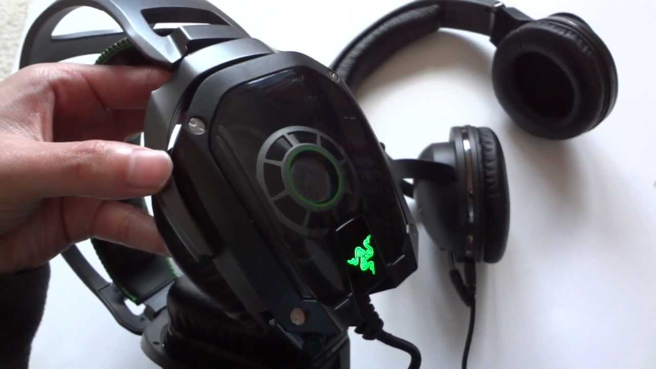 Razer Tiamat 7.1 Review - YouTube
