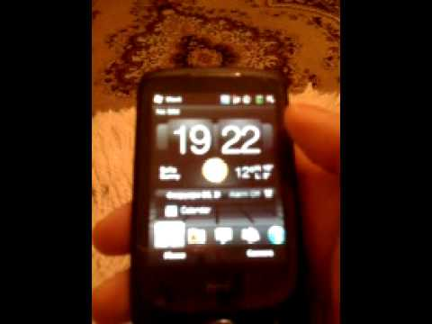HTC Touch 3G T3232 Garmin.mov