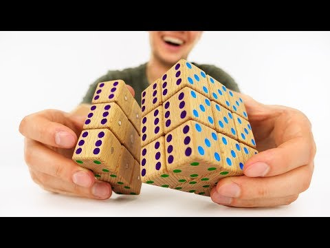 DIY Magnetic Rubik's Cube from Scratch