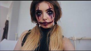 Halloween || Blood, Clown Makeup