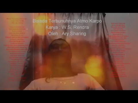 Puisi Balada Terbunuhnya Atmo Karpo, W.S. Rendra