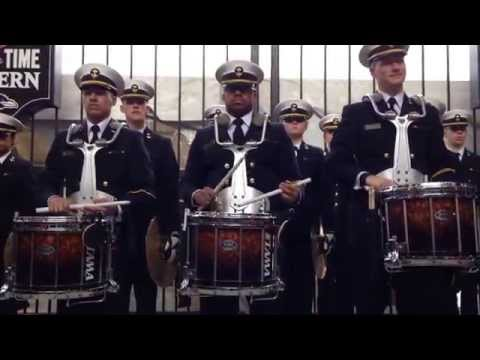 Army Navy Drum Battle 2014