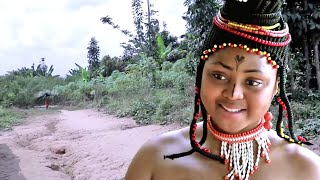 THE BEAUTIFUL MAIDEN WHO COULD NOT BEAR CHILDREN FOR MANY YEARS COS OF A VILLAGE CURSE - FULL MOVIES